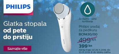 philips bcr430 akcija zima
