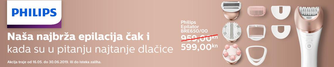 philips bre650 akcija 2019