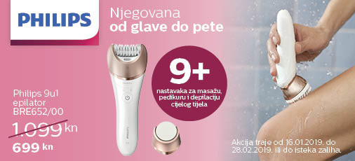 philips bre652 akcija 2019