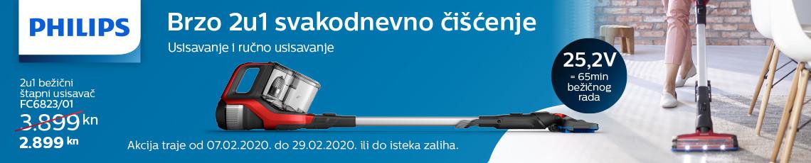 philips fc6823 akcija 2020
