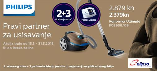 philips fc8956 akcija 2018