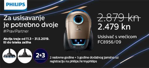 philips fc8956 akcija 2019