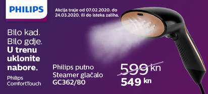philips gc362 akcija 2020