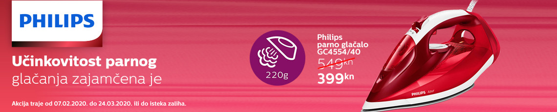 philips gc4554 akcija 2020