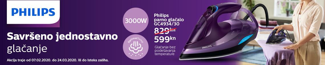 philips gc4934 akcija 2020