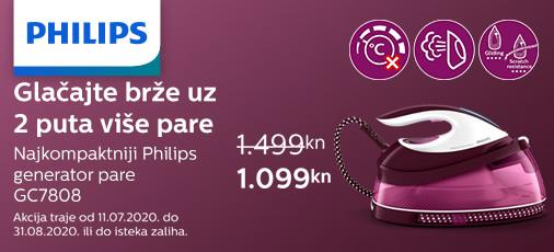 philips gc7808 akcija srpanj
