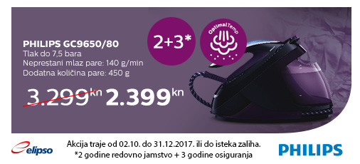 philips gc9650 akcija 2017