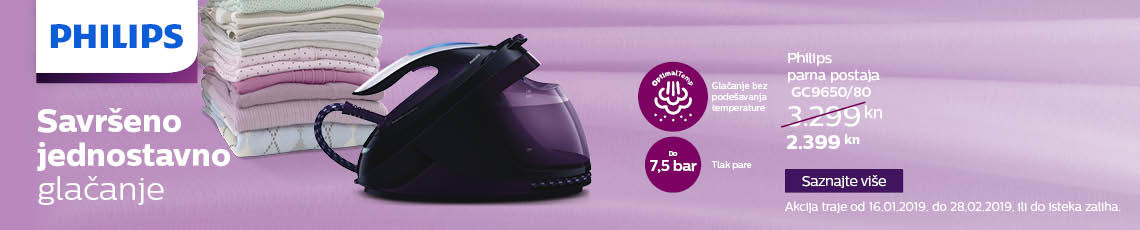 philips gc9650akcija 2019