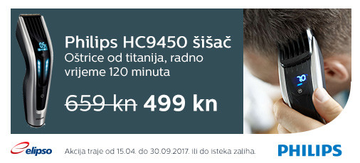 philips hc9450 akcija 2017
