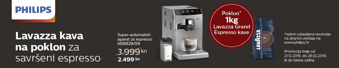 philips hd8829 aparat za kavu akcija