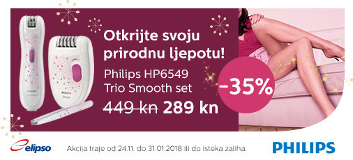 philips hp 6549 akcija 2017