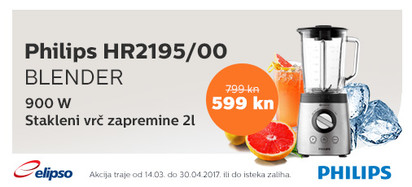 philips hr2195 akcija ožujak
