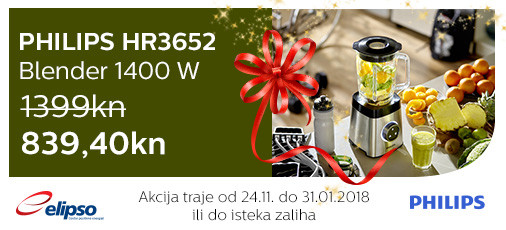 philips hr3652 akcija 2017