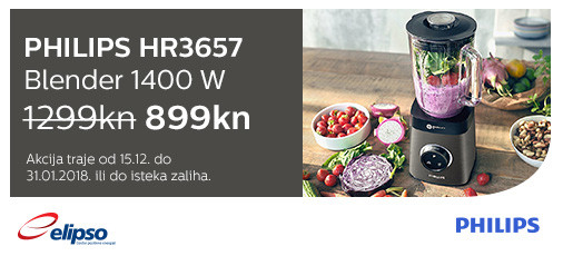 philips hr3657 blender akcija