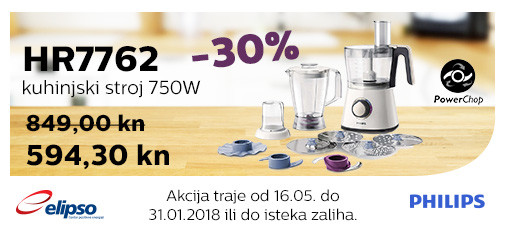 philips hr7762 akcija 2017