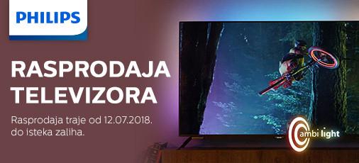philips rasprodaja televizora 2018