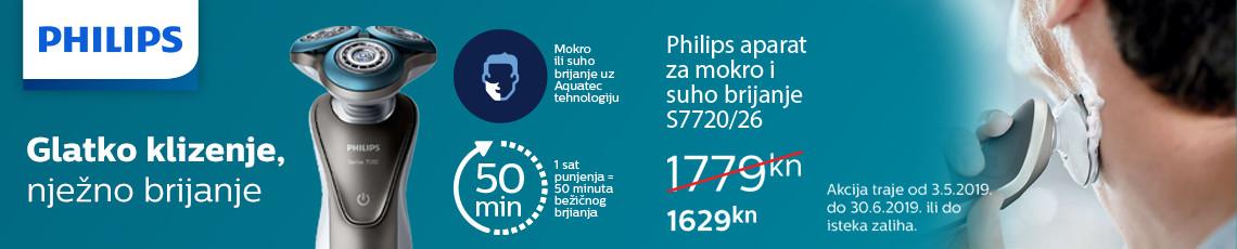 philips s7720 akcija 2019