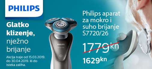 philips s7720 akcija