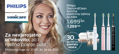 philips sonicare diamondclean akcija