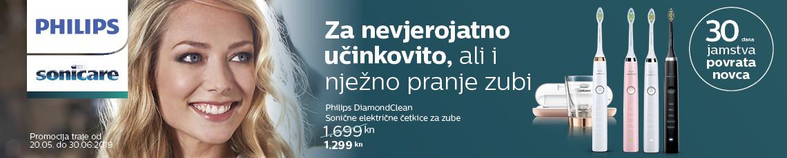philips sonicare diamondclean akcija