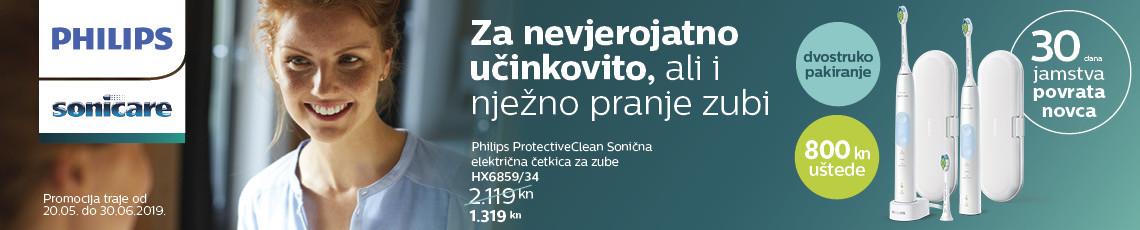 philips sonicare hx6859 akcija