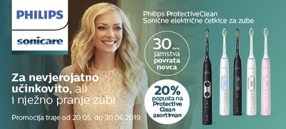 philips sonicare protective clean akcija