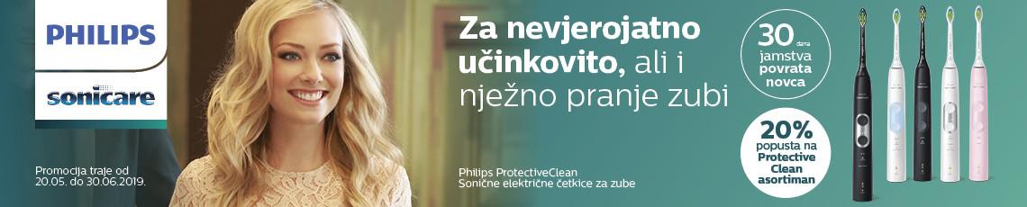 philips sonicare protective clean akcija