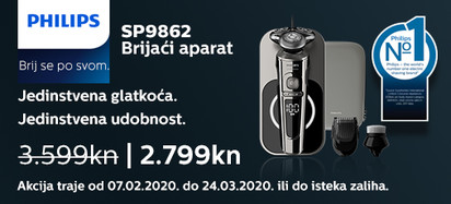 philips sp9862 akcija 2020