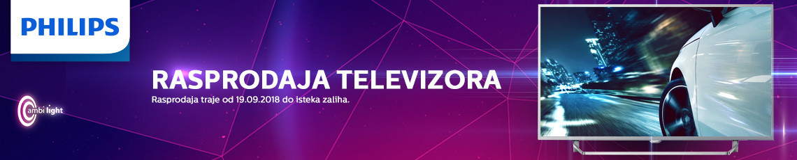 philips tv rasprodaja 2018
