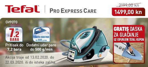 pro express care tefal gv9070