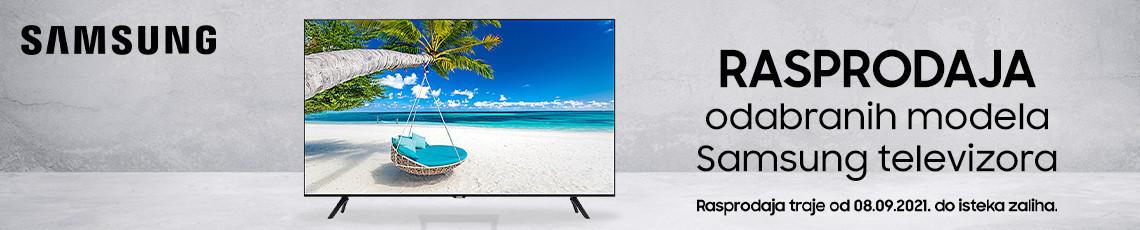 rasprodaja samsung televizora 2021