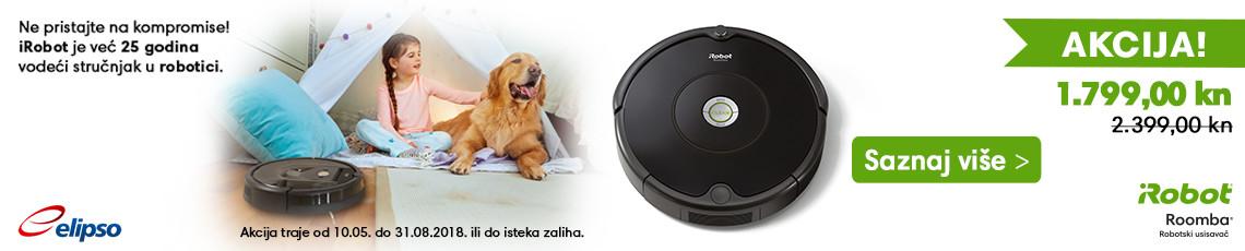 Roomba 606 akcija