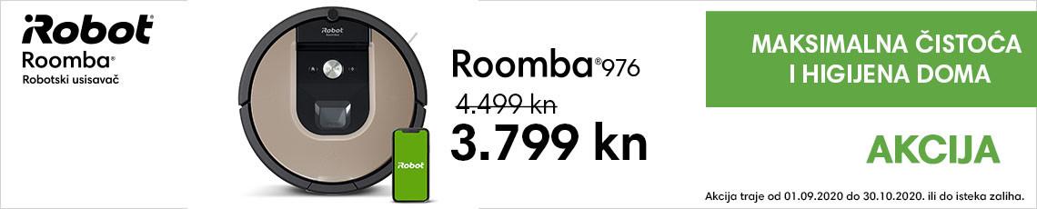 Roomba 976 na akciji