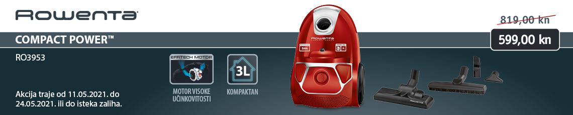 rowenta compact power ro3953 svibanj