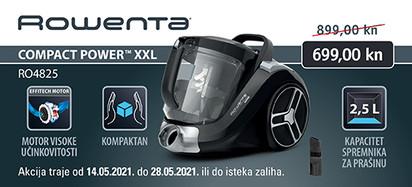 rowenta compact power ro4825 akcija