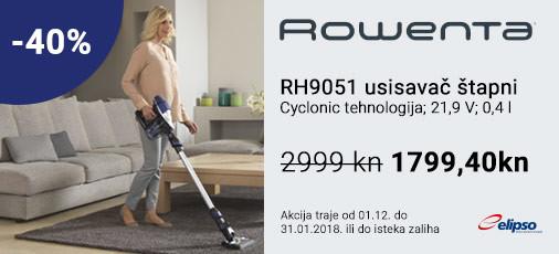 Rowenta RH 9051 akcija