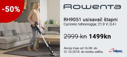 Rowenta RH9051 akcija  2018