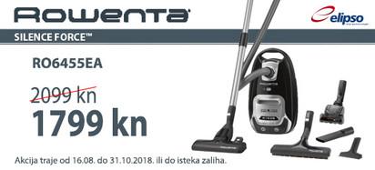 Rowenta RO6455 akcija 2018