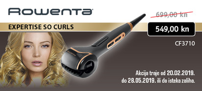 Rowenta SO CURL CF3710
