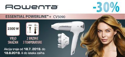 Rowenta - 30 posto CV5090