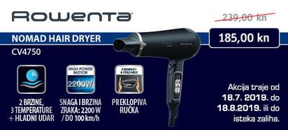 Rowenta - CV4750 ljetna akcija