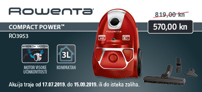Rowenta - RO3953 ljetna akcija