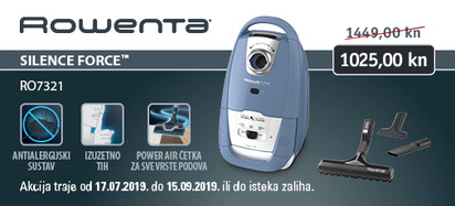 rowenta - ro7321 ljetna akcija