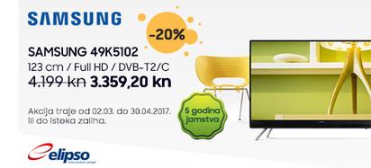 Samsung 49K5102 akcija ožujak