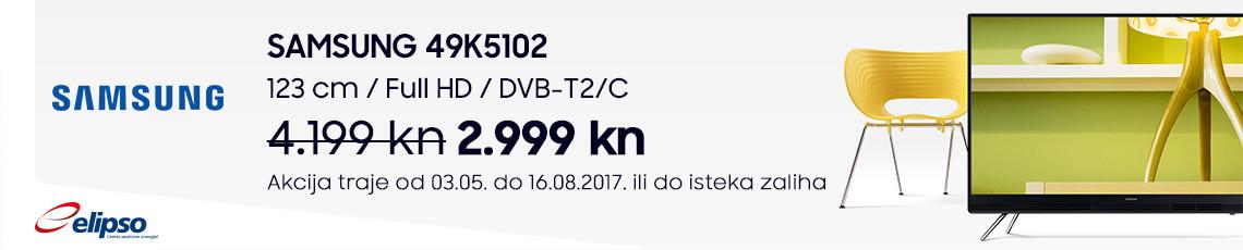 samsung 49k5102 akcija svibanj