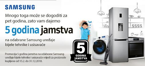 Samsung 5godina jamstva