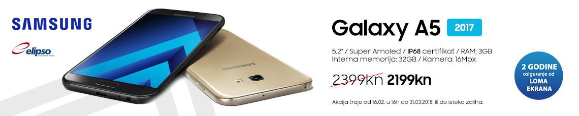 Samsung Galaxy  A5 akcija
