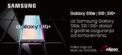 samsung galaxy s10 prilika