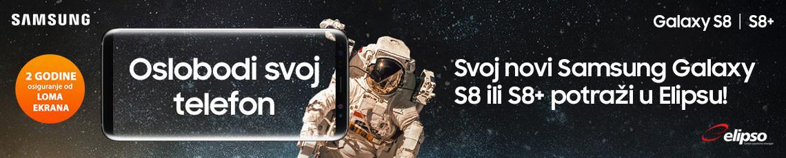 Samsung Galaxy S8 i S8+ početak prodaje