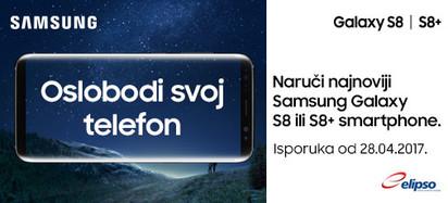 Samsung Galaxy S8 narudžba